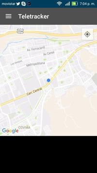 GPS TRACKER PRO apk screenshot