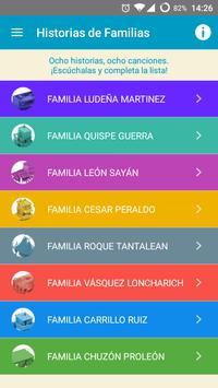 Historias de Familias apk screenshot