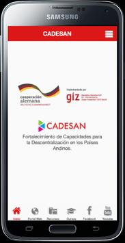 CADESAN poster