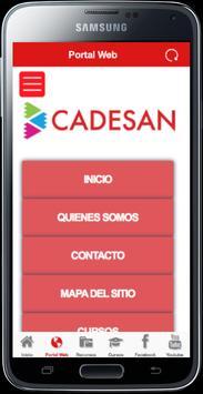 CADESAN apk screenshot