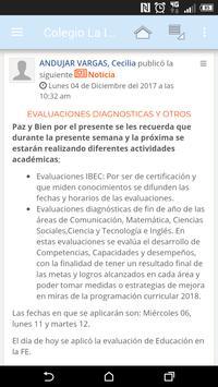 Colegio La Inmaculada Concepción screenshot 2
