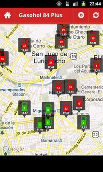 Precio Combustibles Perú screenshot 3