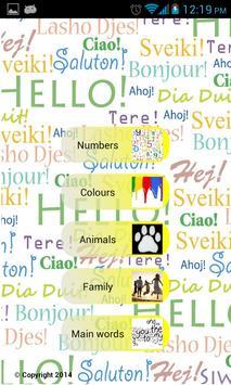 Language e-Learning screenshot 1