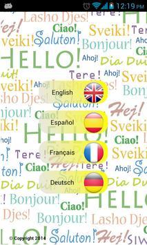 Language e-Learning screenshot 2