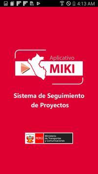 Seguimiento de proyectos MTC poster