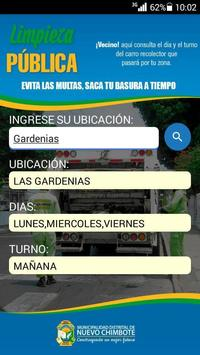NeoMuni App apk screenshot
