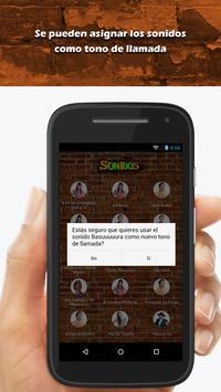 Sonidos AFHS screenshot 1
