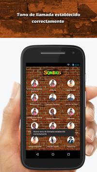Sonidos AFHS screenshot 2