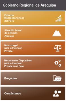 Inversiones Arequipa apk screenshot