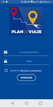 Plan de Viaje screenshot 3