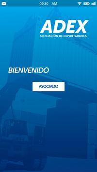 ADEX Asociados poster