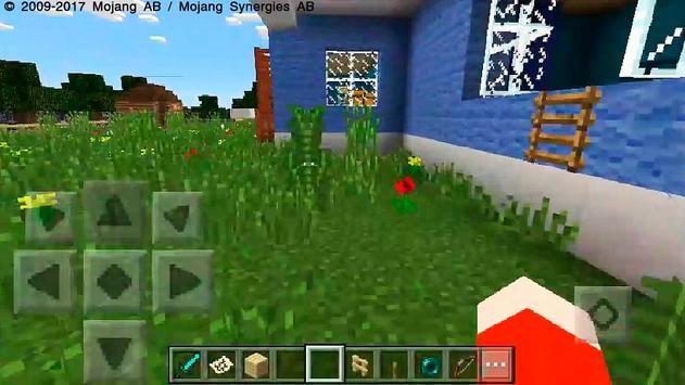 Hello Neighbor Minecraft PE Map Multiplayer screenshot 6