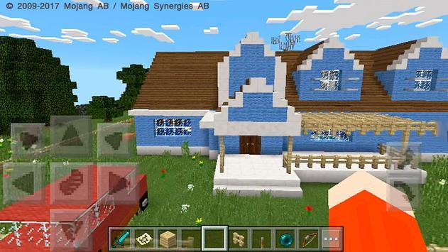 Hello Neighbor Minecraft PE Map Multiplayer screenshot 2