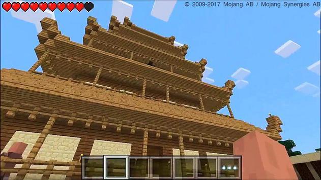 The Path of the Ninja MCPE Map screenshot 3
