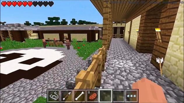 The Path of the Ninja MCPE Map screenshot 4