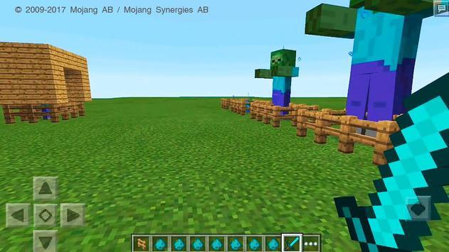 Titan Giant Zombies Minecraft Mod screenshot 1