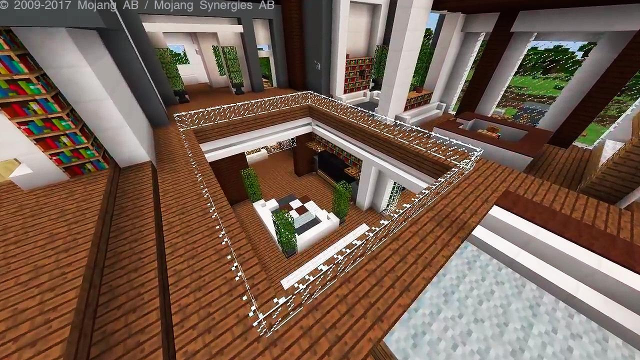 Modern Mansion Map For Minecraft Pe For Android Apk Download