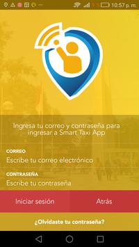 Smart Taxi App - Pasajero screenshot 1