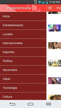 Panamericana Noticias apk screenshot