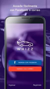 WHIZZ screenshot 1