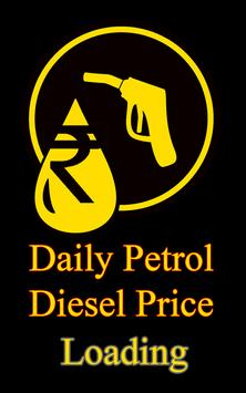Petrol Diesel Prices India apk screenshot