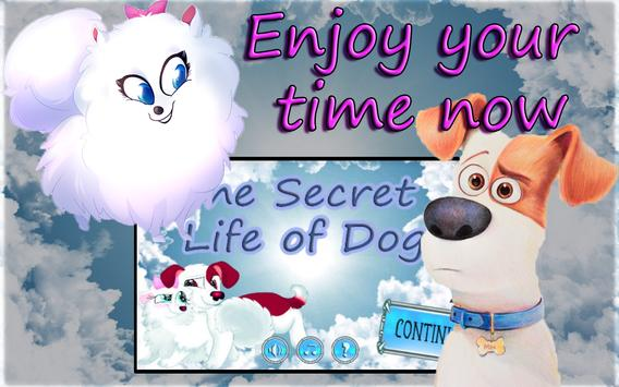 The Secret Life of dog poster