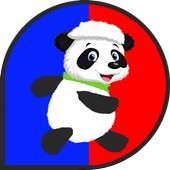 Petualangan Panda Lucu Gratis icon
