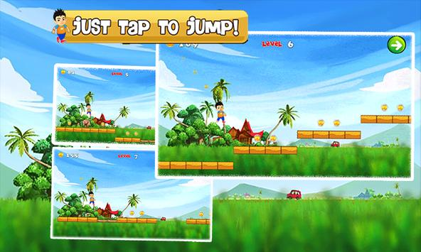 Petualangan Ariz Game FREE apk screenshot