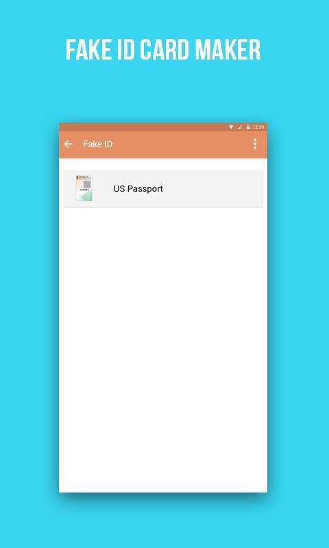 Fake Aadhar Card Maker App Android - Aadhar In