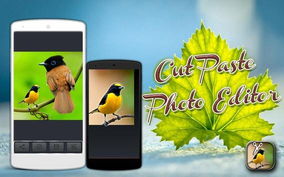 Cut Paste Photo Editor screenshot 7