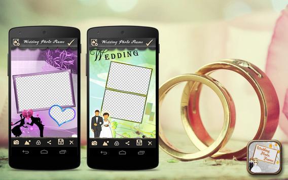 Wedding Photo Collage apk screenshot