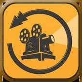 Reverse Video : Magic Movie icon