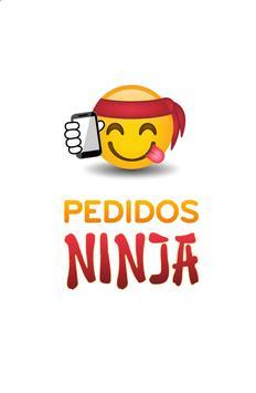 Pedidos Ninja poster