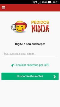Pedidos Ninja apk screenshot