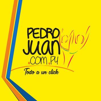 pedrojuan.com.py poster