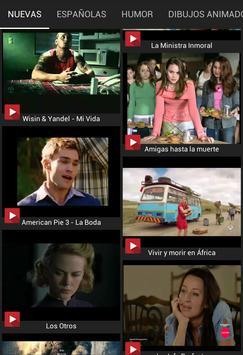 Películas en Español Completas screenshot 2