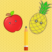 Pineapple Apple Pen icon