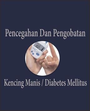 Pencegahan Dan Pengobatan Kencing Manis Diabetes poster