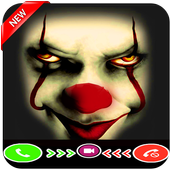fake call from Old Pennywise And New Pennywise icon
