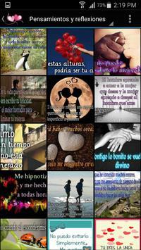 Imágenes con frases de amor para ti apk screenshot
