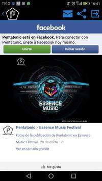 PENTATONIC MUSIC screenshot 2
