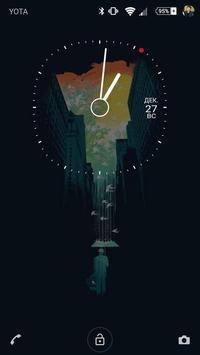 Xperia Dark theme poster