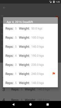Material Fitness screenshot 3