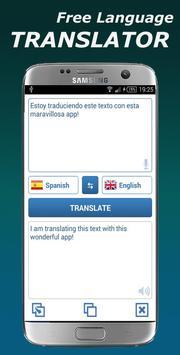 Translator poster