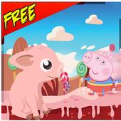 Pepa Kids Happy Pig icon