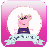 Peppa Run:Super Pig icon