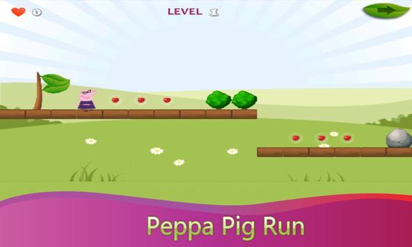 Peppa Run:Super Pig screenshot 3
