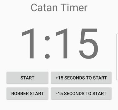 Catan Timer screenshot 1