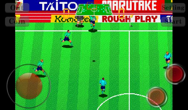 Goal! Soccer Football 2014 apk screenshot
