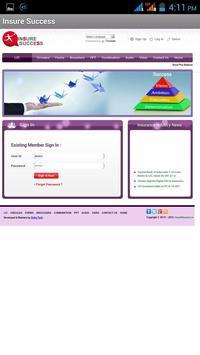 Insure Success screenshot 2